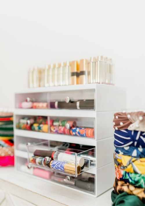 A Beautiful Mess Organization with Lipstick and Brunch