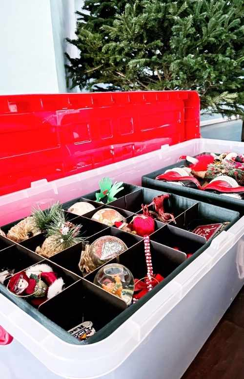 The Holiday Season is more than Santa with the Container Store